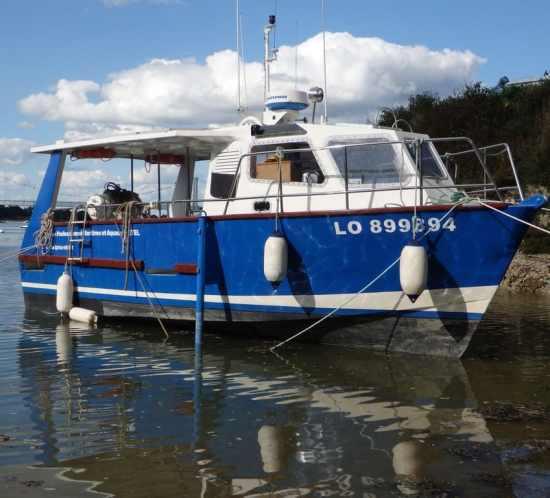 Portfolio archive page 3 sur 4 sailwood - Peinture coque bateau ...