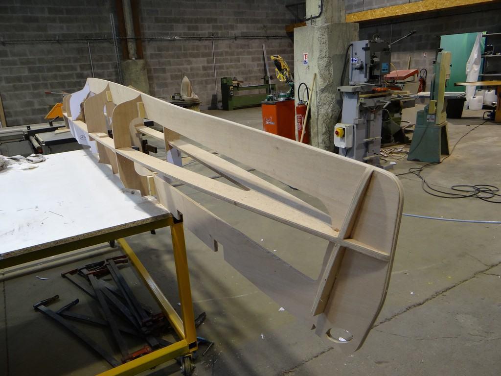 Prototypage Catamaran - SailWood