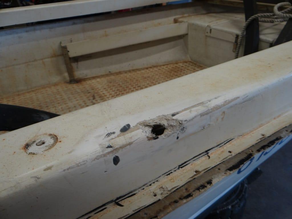 Réparation Composite