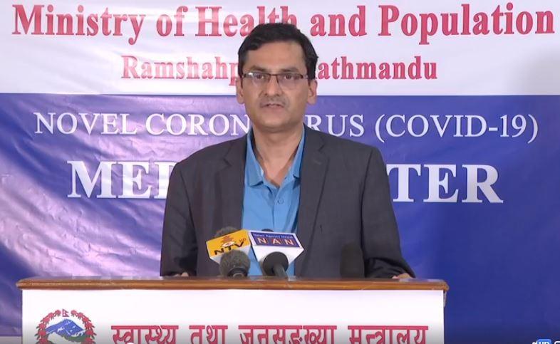 नेपालमा कोरोना संक्रमणबाट दशौं व्यक्तिको मृत्यु : स्वास्थ्य मन्त्रालय