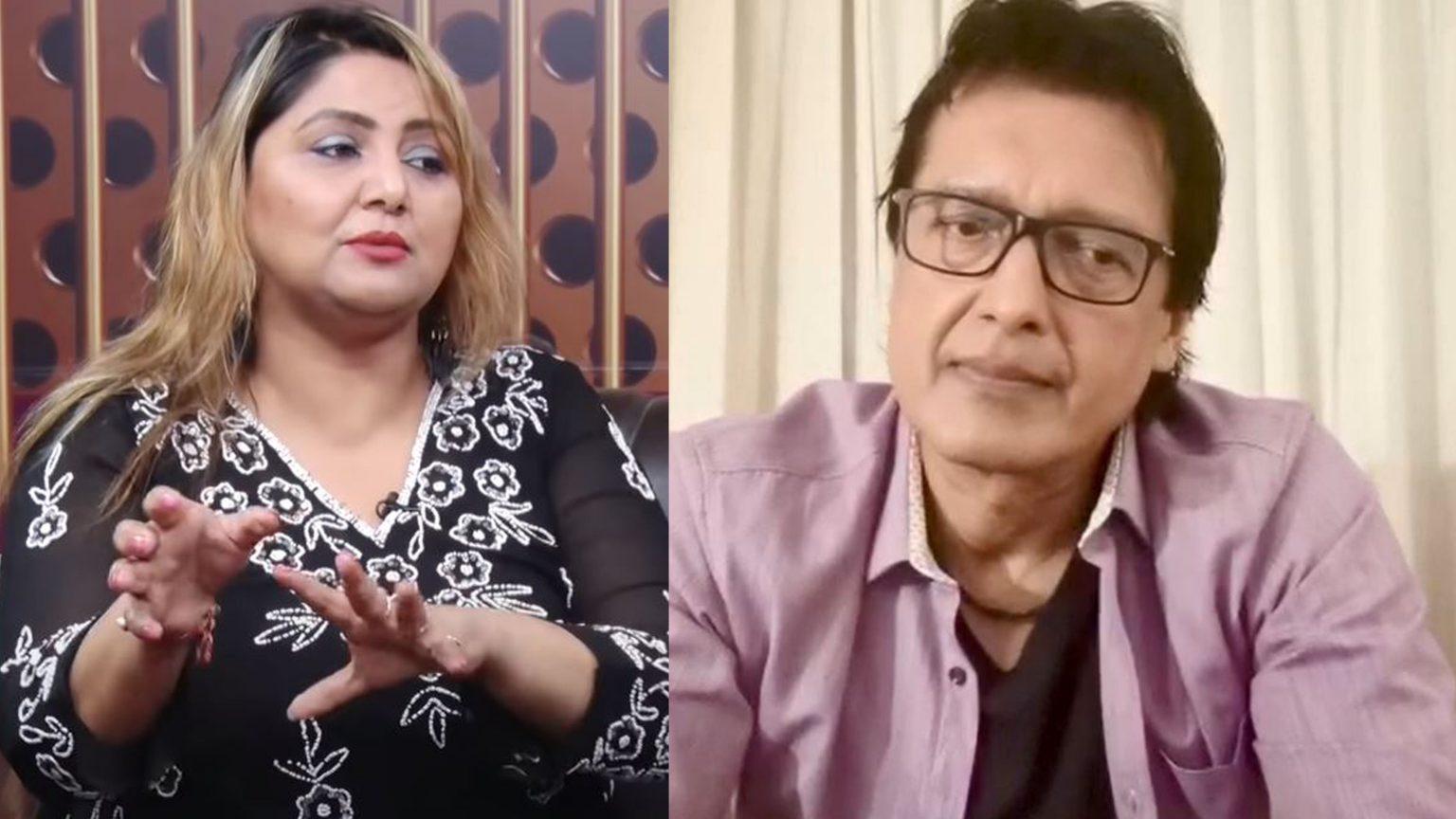 मध्यरातमा राजेश हमाल लाईभमा, दिपालाई क्षमा दिन अनुरोध