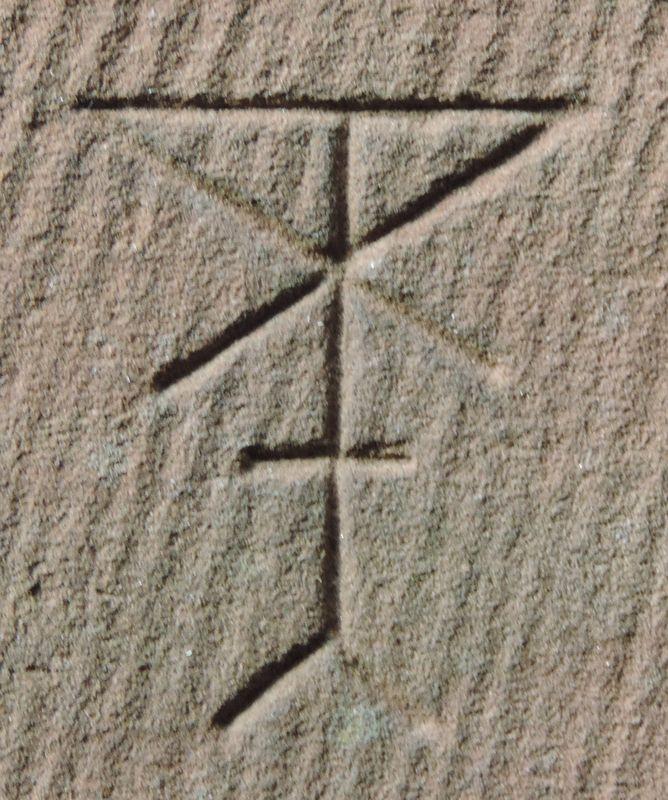 St Andrews Masons Marks