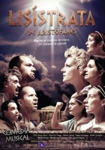 Obra teatral Lisísitrata, SaintDenis, productora audivisual.