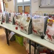 La générosité se vit à Saint-Do : Décembre 2017 : collecte de jouets