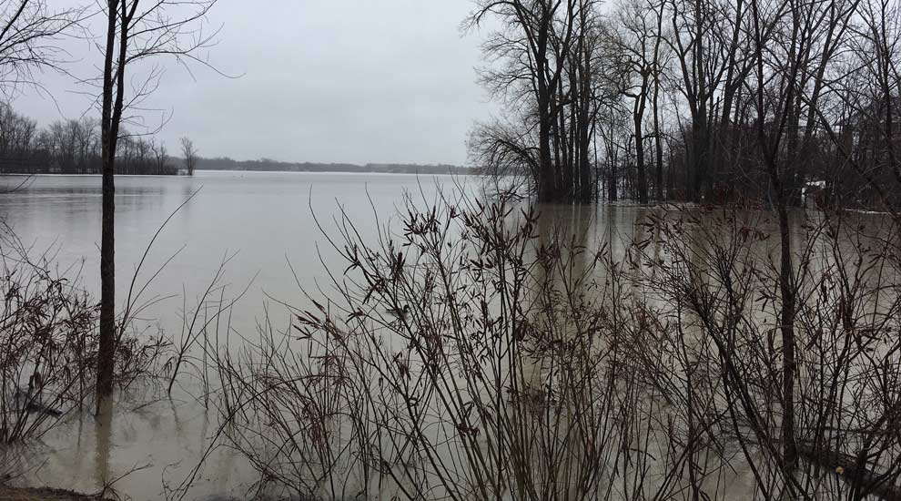 Dbordements de rivires  SaintEustache  des prcautions  prendre pour les riverains  www