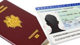 Carte nationale d'identité - Passeport