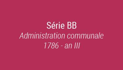 Série BB