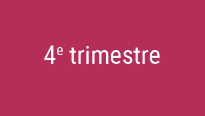 Trimestre 4