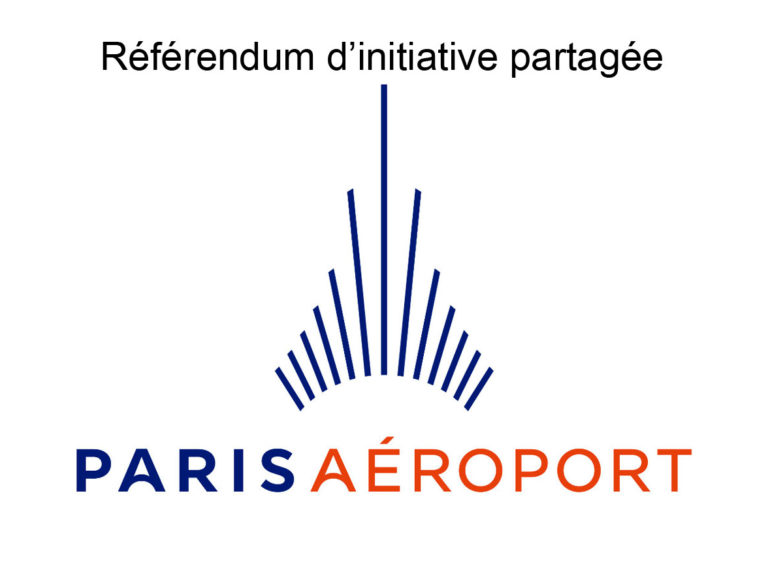 RIP aéroport de Paris