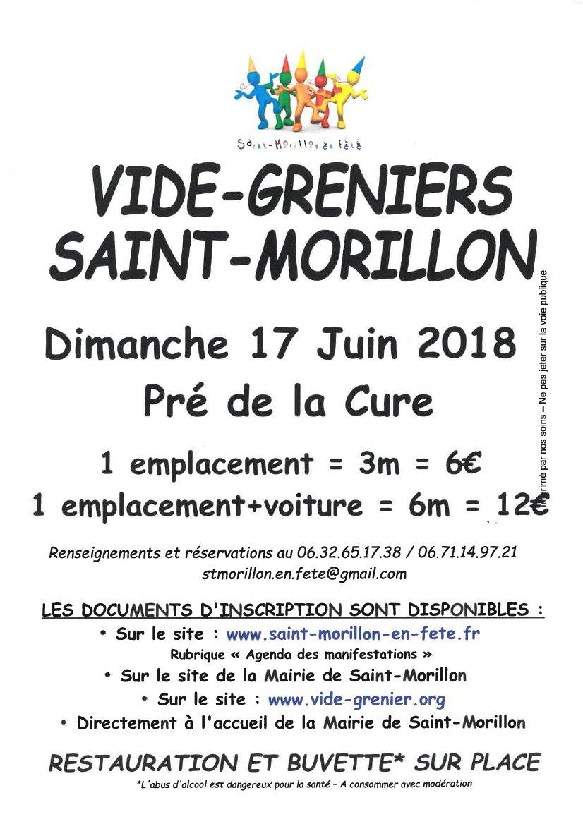 saint morillon