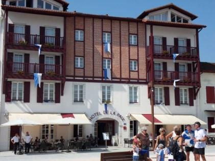 Hôtel de la Paix