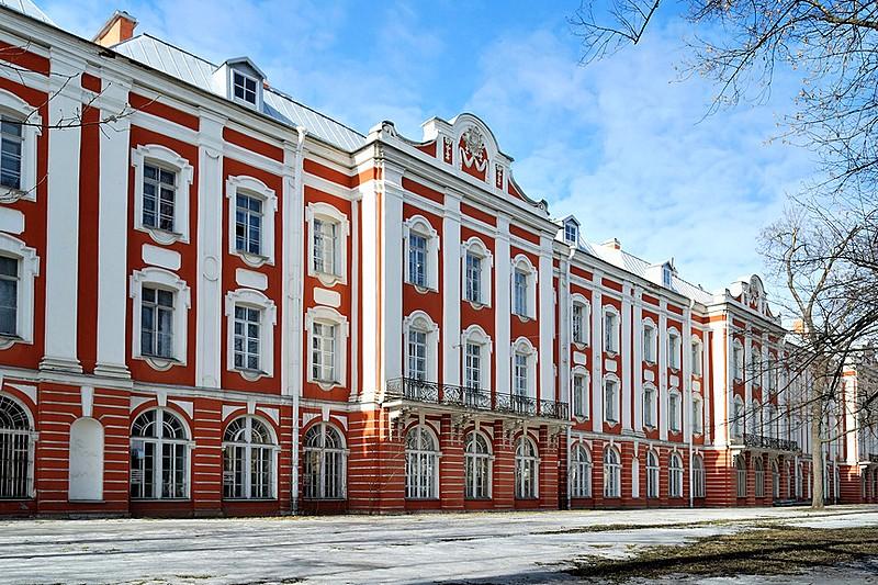 Petersburg University Russia St