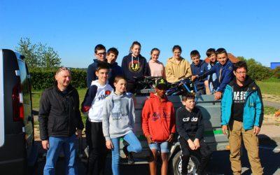 Championnats de France ugsel / vtt, Beauregard Baret (Drôme) 15 au 17 mai 2019