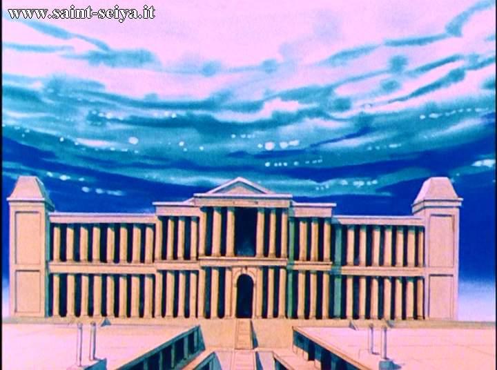 Temple Poseidon