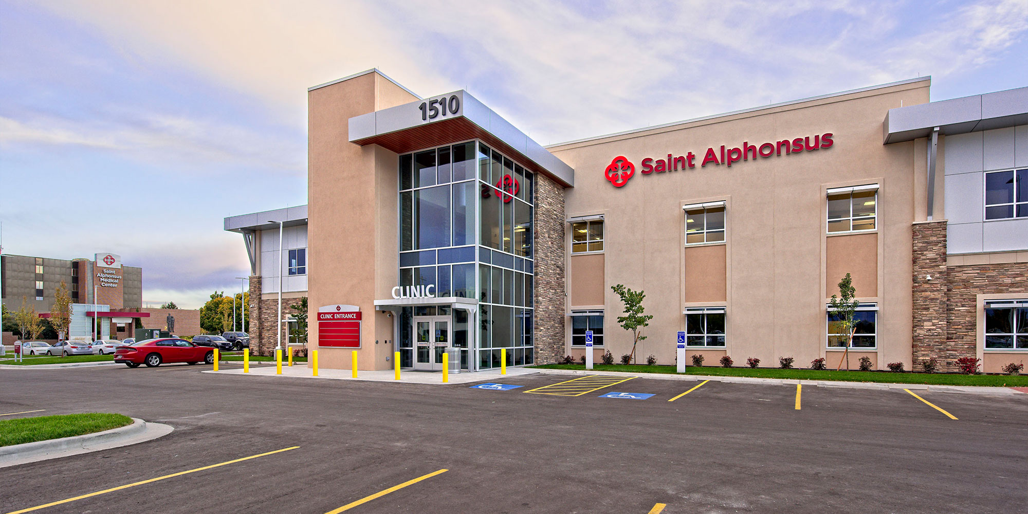 Saint Alphonsus Nampa  12th Avenue Family Medicine 1510