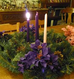 roman catholic advent season catholic advent wreath and advent prayers roman catholic advent season wreath prayers and calendar [ 3389 x 2540 Pixel ]