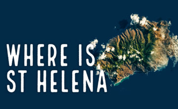 Where is St Helena Island