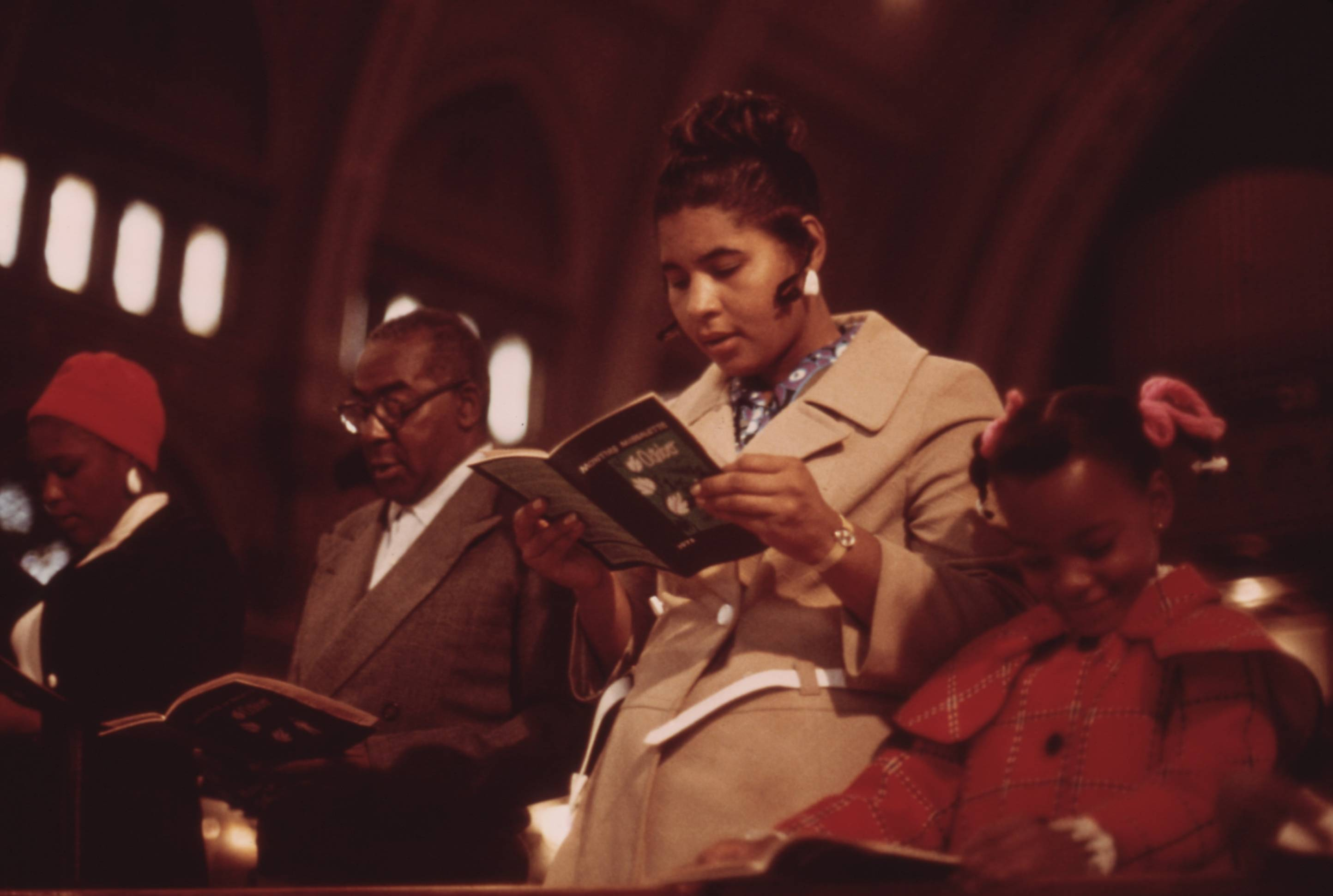 Black Theology, the Catholic Church in America, and Communion Ecclesiology