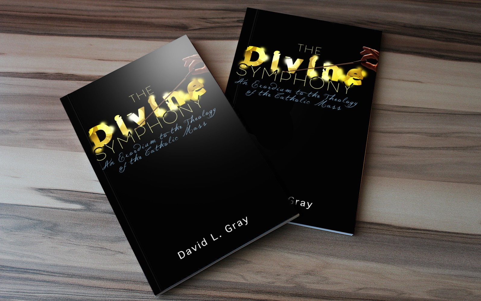Interview with Author David L. Gray (The Divine Symphony)
