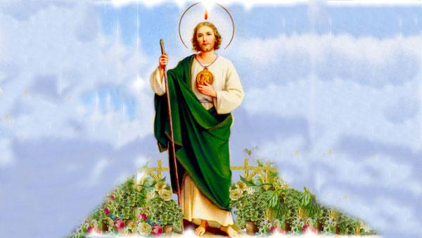 The Intercession of Saint Jude Saved my Child