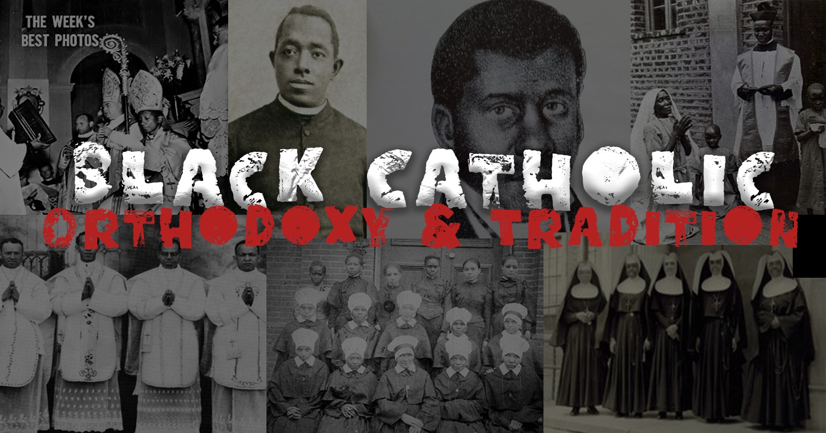 Essays on Being Catholic, Black, American & Traditional