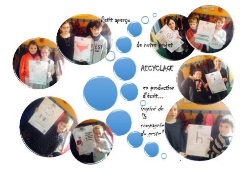 Projet Rédaction - campagne publicitaire des CE2-CM1 sur la compagnie du geste-0