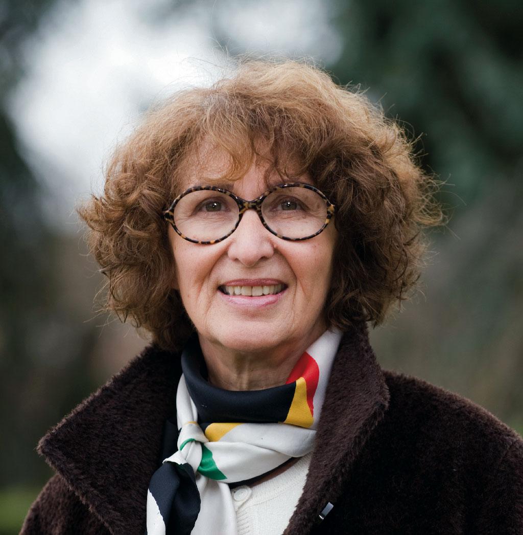 Francine Godard-Théry