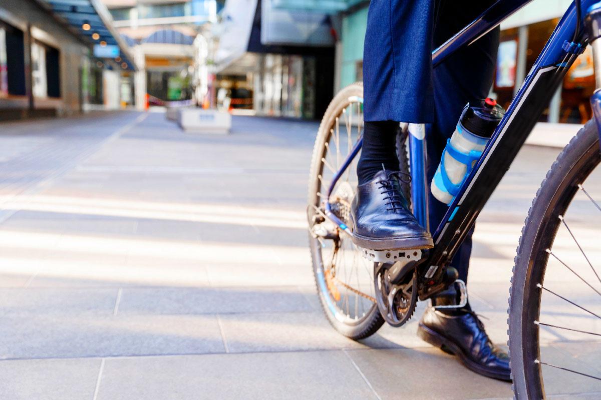 Ville à vélo…