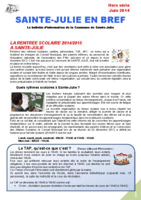 HS N°3 – Juin 2014