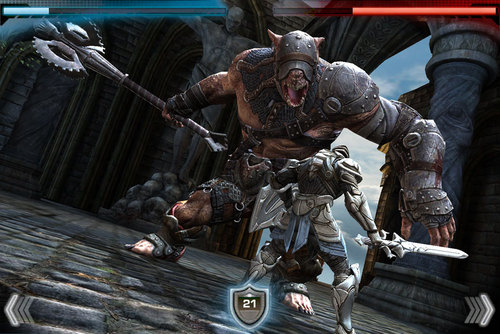 Infinity Blade: The Best iPad Game Period