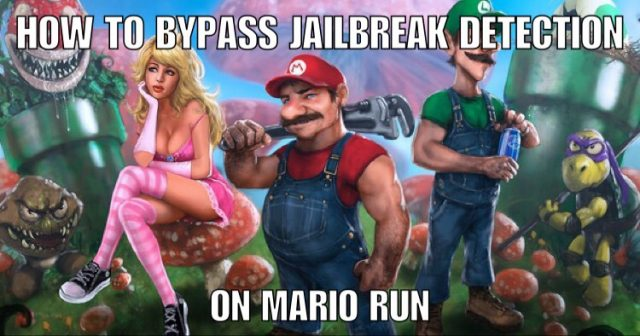 This is How to Bypass Jailbreak Detection in Super Mario Run