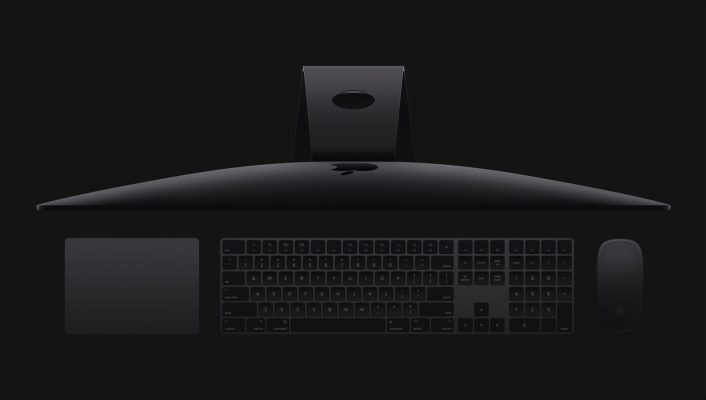 new iMac Pro