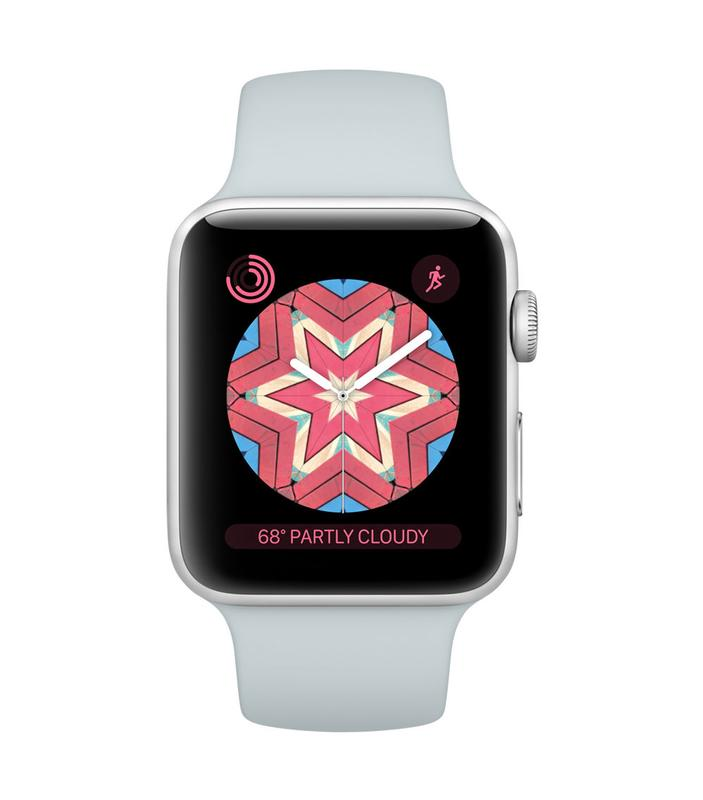 new apple watch face