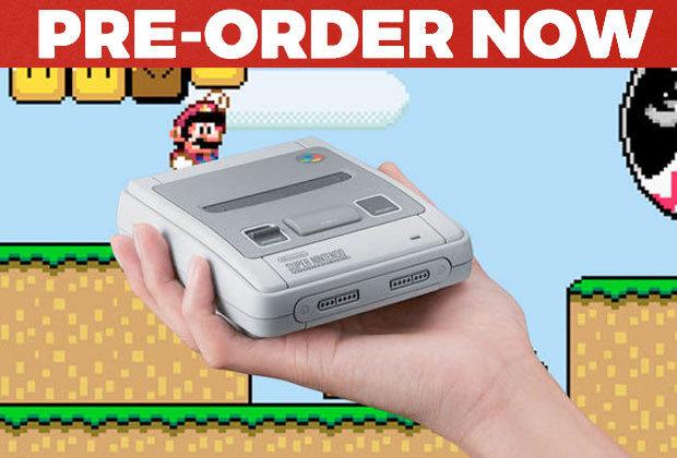NES Preorder