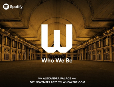 Spotify Who We Be