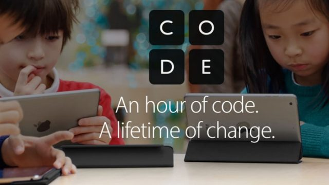 apple hour of code