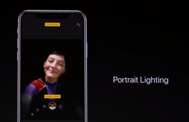 iphone x portrait
