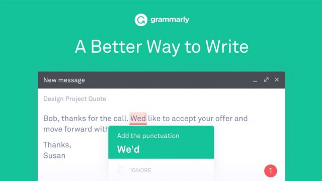Why Doesn't Grammarly Work On Google Docs Things To Know Before You Get This