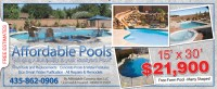 Affordable Pools