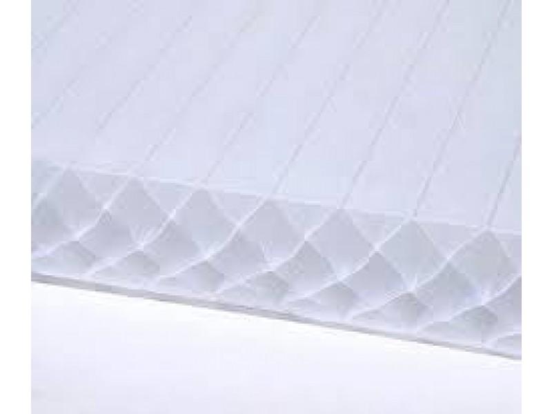 plaque polycarbonate 32 mm opale 5 x 1 25 m