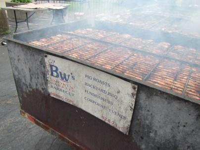 BW's BBQ chicken...