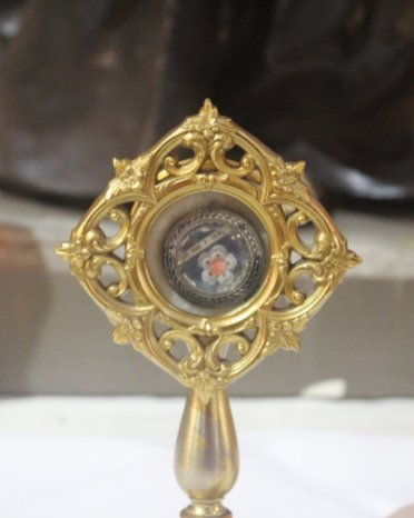 Relic of St Therese