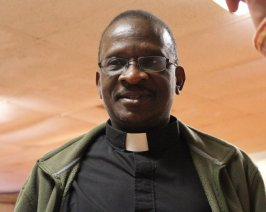 Meet our new parochial vicar, Fr Paul Ladda!