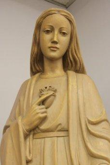 Mary: Chapel