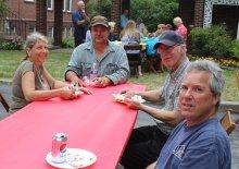 Wozniak Family, Walter, Bob