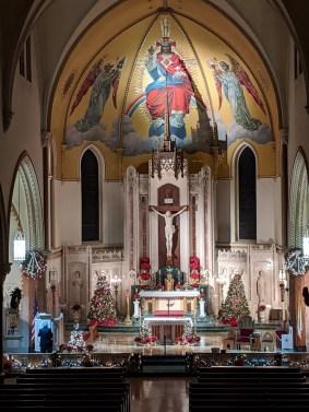 Altar Christmas Eve 2019