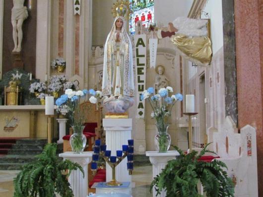 Mary: May Crowning, 2012