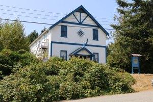 Malahat Lodge No. 107, Mill Bay, BC (photo by Temple Lodge No. 33 Historian)