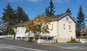 Morpeth Avenue Masonic Hall, 620 Morpeth Avenue, Nanimo, B.C. (photo by St. John's Lodge No. 21 Historian)