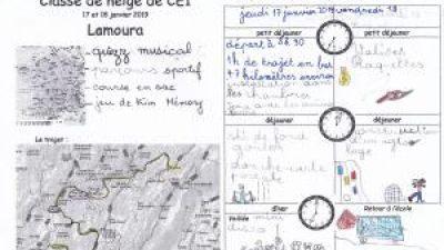 Lamoura  janvier 2019